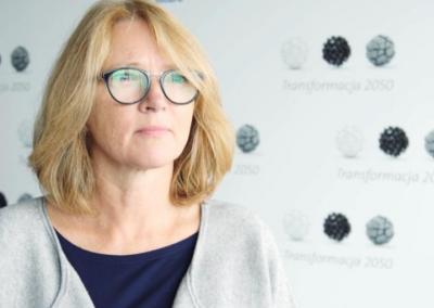 Maria Andrzejewska: Zrównoważony rozwój: dlaczego?