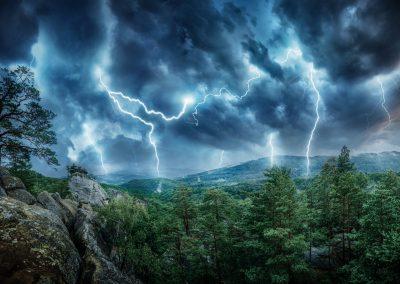 Klęski żywiołowe a branża energetyczna
