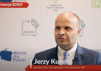 Jerzy Kurella: Istniejąca struktura energetyki stanie się nieaktualna
